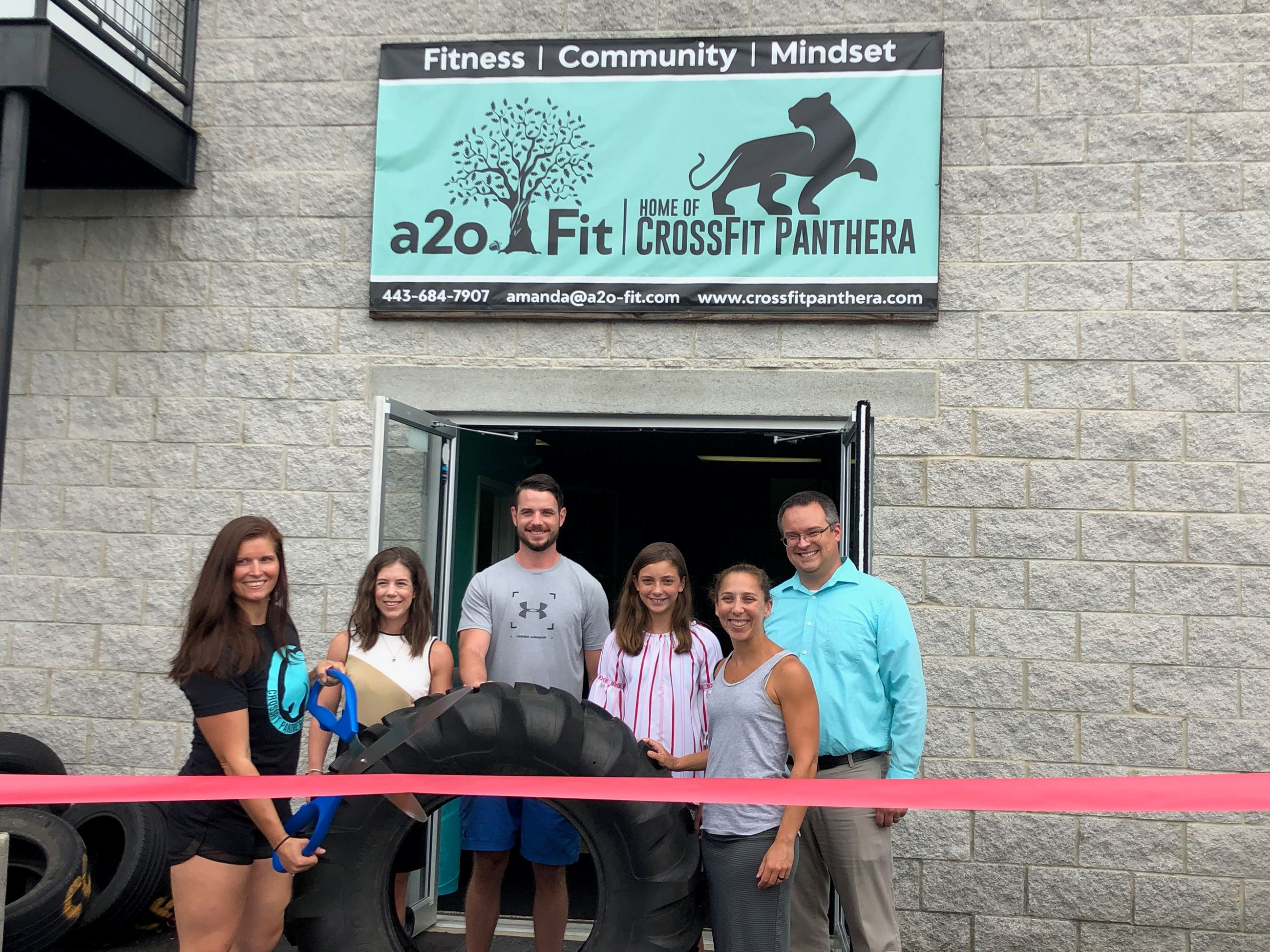 Crossfit_Panthera_Ribbon_Cutting